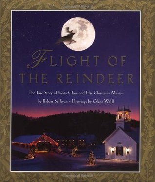 Flight of the Reindeer by Robert   Sullivan