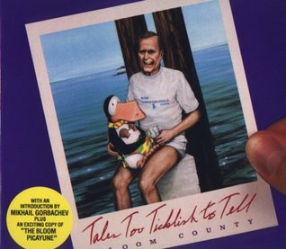 Tales Too Ticklish to Tell by Berkeley Breathed
