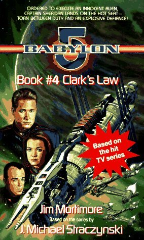 Clark's Law by Jim Mortimore