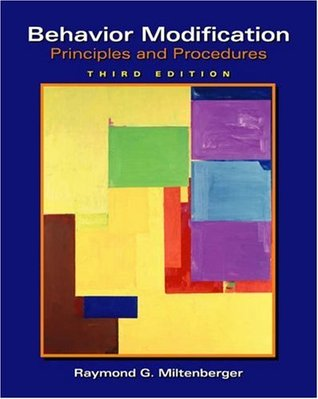 Behavior Modification: Principles and Procedures