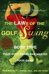 The Laws of the Golf Swing by Mike Adams