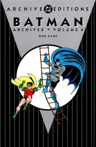 Batman Archives, Vol. 4