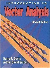 Introduction to Vector Analysis by Harry F. Davis