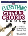 The Everything Guitar Chords Book: Rock, Blues, Jazz, Country, Classical, Folk: Over 2,000 Chords for Every Style of Music! with CD (Everything (Music))