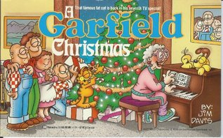 A Garfield Christmas by Jim Davis