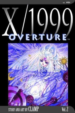 X/1999, Volume 02 by CLAMP