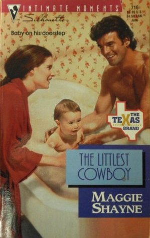 The Littlest Cowboy by Maggie Shayne