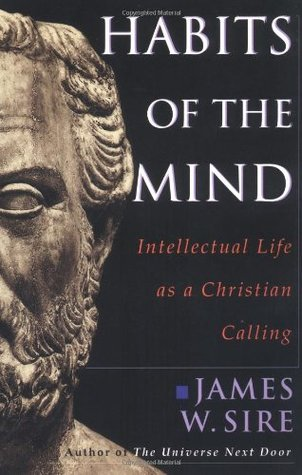 Free download online Habits of the Mind RTF by James W. Sire