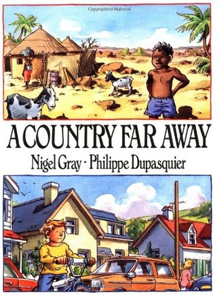 Country Far Away by Nigel Gray