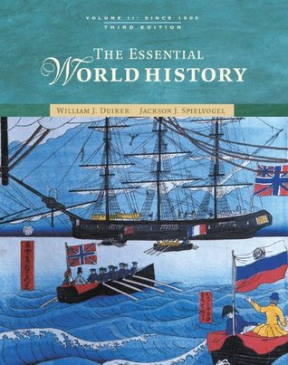 The essential world history volume ii since 1500 as want to read