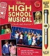 High School Musical Book and Journal [With Microphone Pen]