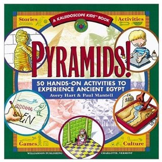 Pyramids! by Avery Hart