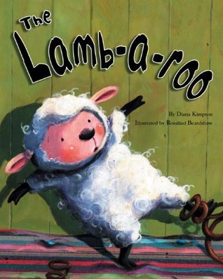 The Lamb-A-Roo by Diana Kimpton