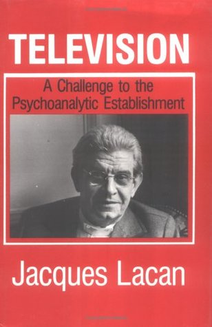 Television by Jacques Lacan