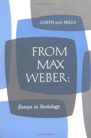 essays in sociology gerth