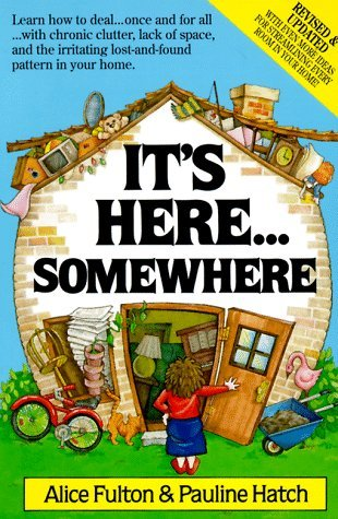 Read online It's Here...Somewhere by Alice  Fulton PDF