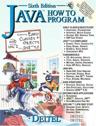 Java by Harvey M. Deitel