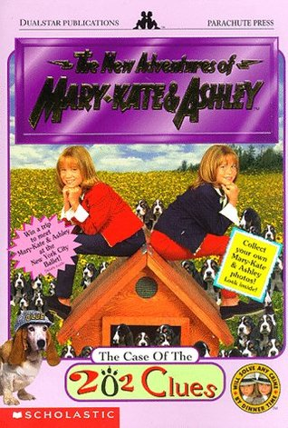 The Case of the 202 Clues (The New Adventures of Mary-Kate and Ashley #1)