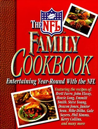 The NFL Family Cookbook
