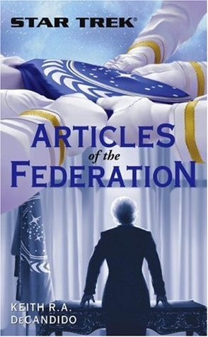 Read Articles of the Federation (Star Trek) FB2