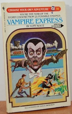 Vampire Express by Tony Koltz