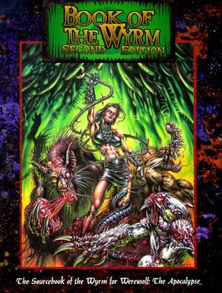 Book of Wyrm by Ron Spencer