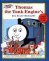 Thomas the Tank Engine's Big Blue Treasury (Thomas the Tank Engines & Friends Series)