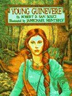 Young Guinevere by Robert D. San Souci