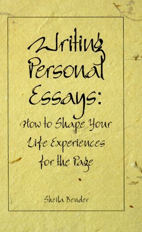 Write an essay about your life experience