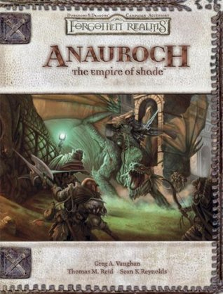 Anauroch: The Empire of Shade