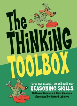 The Thinking Toolbox by Nathaniel Bluedorn