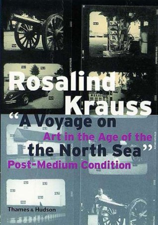 ''A Voyage on the North Sea'' by Rosalind E. Krauss
