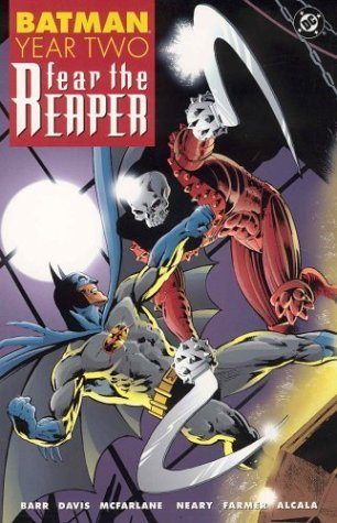 Batman Vs The Reaper