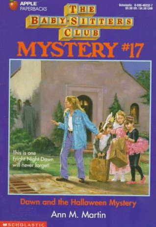 Dawn and the Halloween Mystery by Ann M. Martin