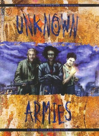 Unknown Armies by Greg Stolze