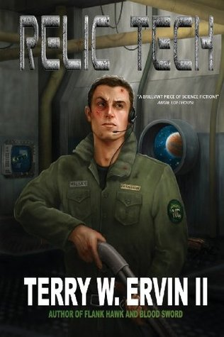 Relic Tech (Crax War Chronicles) - Terry W. Ervin II