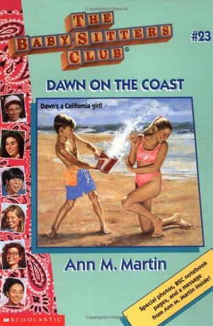 Dawn on the Coast by Ann M. Martin