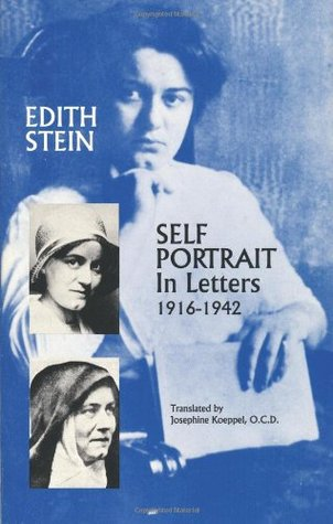 Self-Portrait in Letters, 1916-1942 by Edith Stein