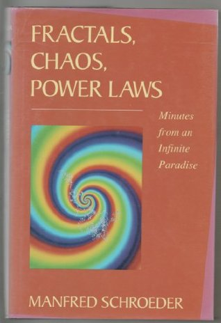 Fractals, Chaos, Power Laws by Manfred Robert Schroeder