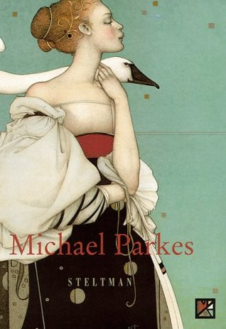 Michael Parkes by John Russell Taylor