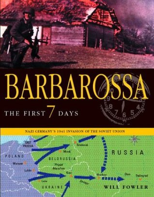 Barbarossa by Will Fowler