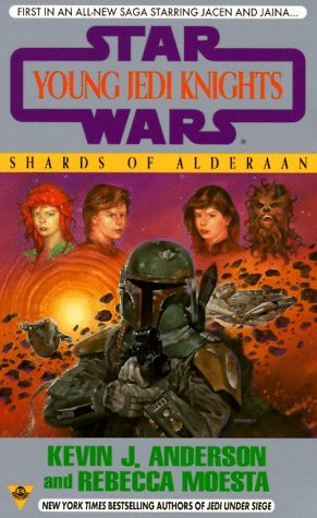 Shards of Alderaan by Kevin J. Anderson