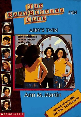 Abby's Twin by Ann M. Martin