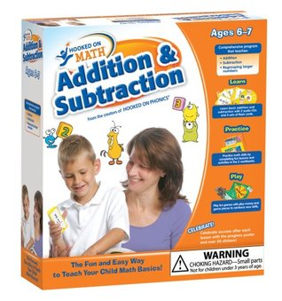 Hooked on Math: Addition & Subtraction  by  Hooked on Phonics