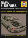BMW 5-series 6-cyl Petrol: 96 to 03 (Haynes Service and Repair Manuals)