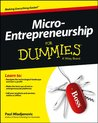 Micro-Entrepreneurship For Dummies (For Dummies (Business & Personal Finance))