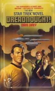 Dreadnought! by Diane Carey