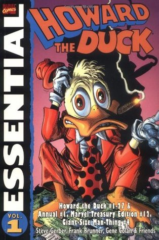 Essential Howard the Duck, Vol. 1 by Steve Gerber