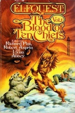 The Blood of Ten Chiefs by Richard Pini