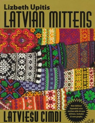 Latvian Mittens by Lizbeth Upitis